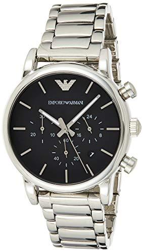 emporio armani classic watch - 5