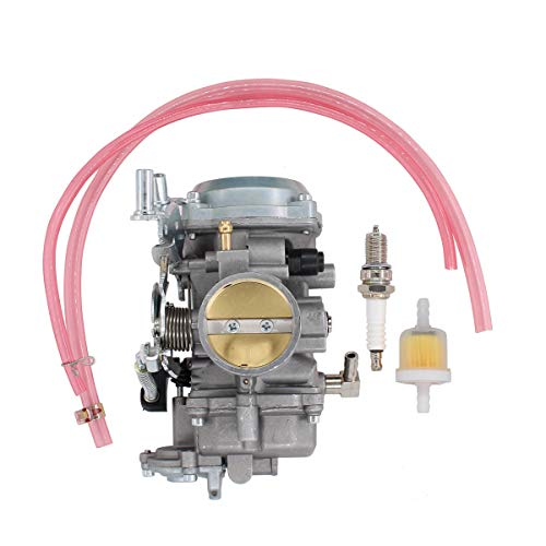 MOTOKU 40mm Carburetor Carb Replacement for Dyna Electra Glide Fatboy Heritage Softail Low Rider Night Train Sportster 1200 883