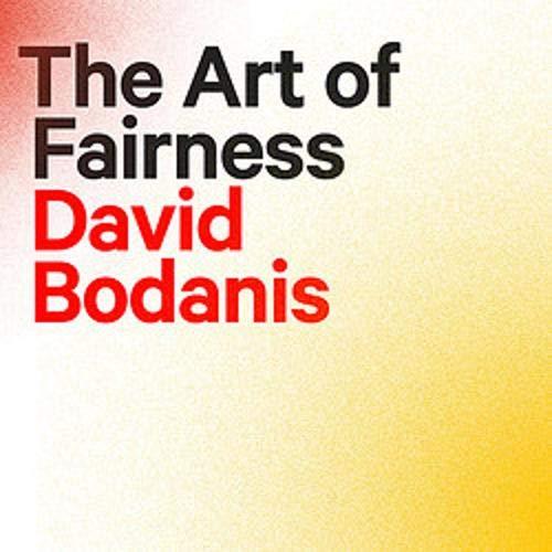 The Art of Fairness Audiobook By David Bodanis cover art