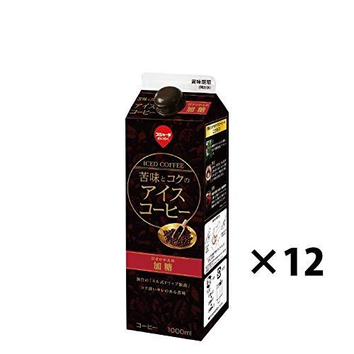 めいらく苦味コクのアイスコーヒー加糖1000ml