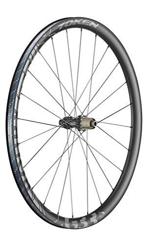 Token RoubX 33mm Carbon Clincher Tubeless Ready Wheelset 700c / 29er - CX, XC, Gravel - Cyclocross, Cross Country MTB, Gravel Bike Wheelset - Shimano/Sram 10-11s