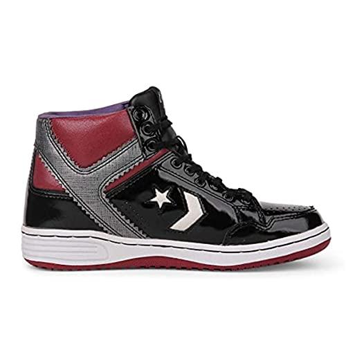 Converse - Zapatillas para mujer Negro negro 37.5 Negro Size: EU 42,5