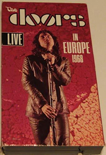 Doors:Live in Europe 1968 [VHS]
