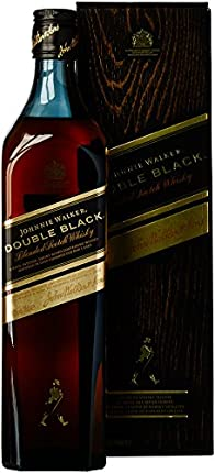 Johnnie Walker Doble Black Whisky Escocés - 70 cl