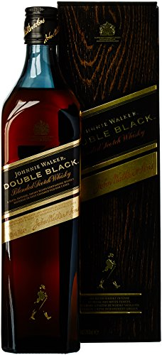 Johnnie Walker Double Black Label Whisky Escocés, 700 ml
