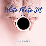 White Plate Set