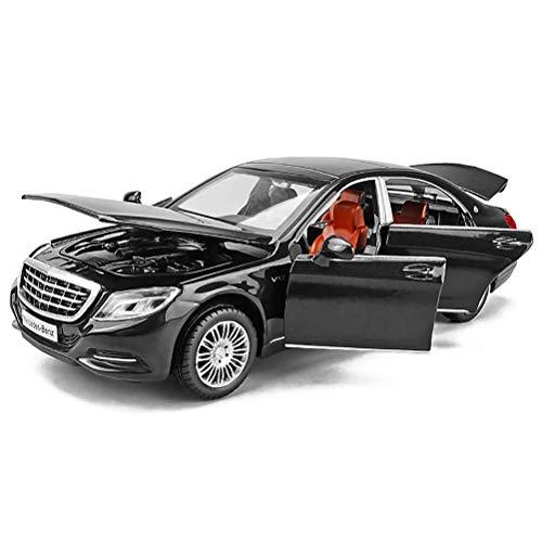 ZY Diecast Model Cars Coches de Juguete, Tire de la aleación de...