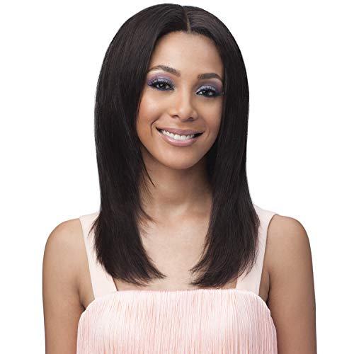 "Bobbi Boss Unprocessed Virgin Remy Human Hair Full Lace Bundle Hair Wig Straight 20"" (NATURAL) (NATURAL)"