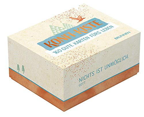 Konfi-Kiste: 160 gute Karten fürs Leben