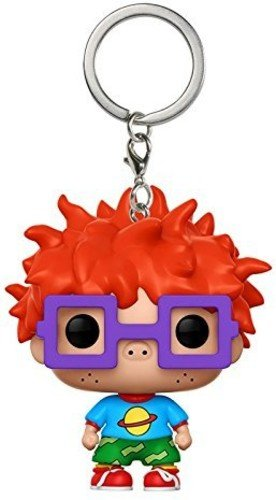 FUNKO Pop! Llavero: Rugrats - Chuckie