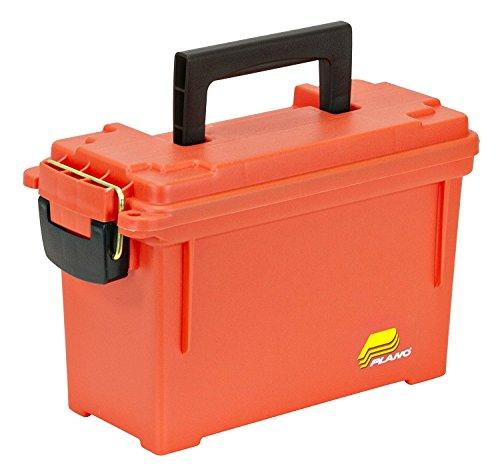 Plano 131252 Dry Storage Emergency Marine Box, Orange (Limited Edition)