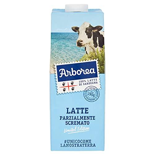Arborea Latte Parzialmente Scremato UHT, 1L