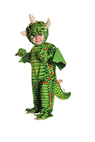 Underwraps 155941 nourrisson de dragon-Toddler Costume