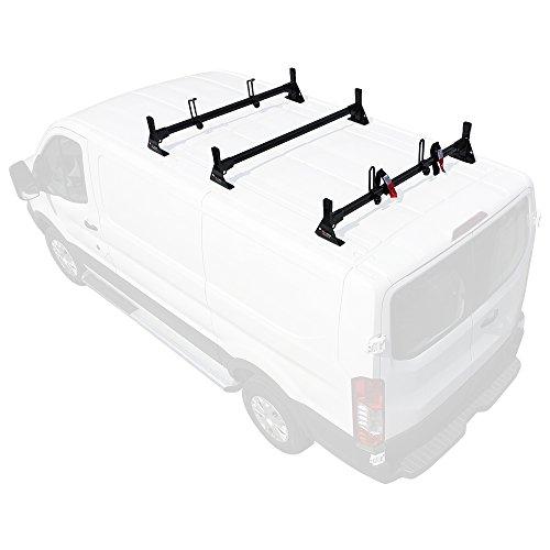 Vantech Transit Cargo Crossbars