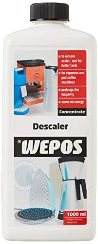Wepos 2000101456 Geräte Entkalker 1 Liter