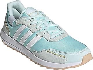 Adidas RETRORUN RUNNING SHOES For Women, halo mint, 39 1/3 EU