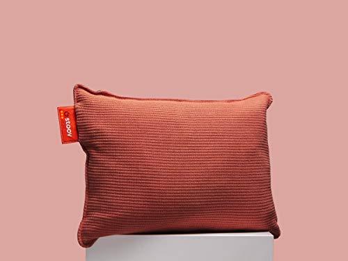 Stoov Ploov 45x60 | Knitted Heizkissen Burnt Orange