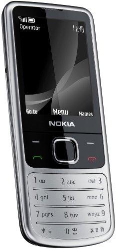 Nokia 6700 classic matt steel KOH-Edition (UMTS, GPRS, Bluetooth, Fotocamera da 5 MP, lettore musicale) Cellulare UMTS (Importato da Germania)