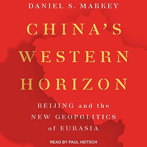 China's Western Horizon cover art