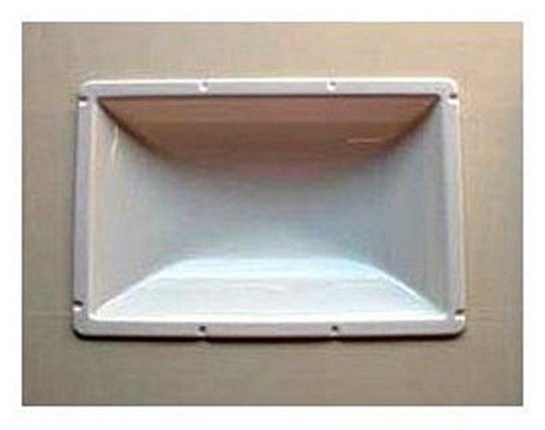 Specialty Recreation N1422 RV Trailer Camper Skylight Inner Garnish Rectangular 14' x 22' Flange 16' x 24' White