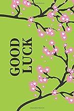 Good luck: Notebook Jounal  gift  for man woman boy girl 6x9'' 100 Page