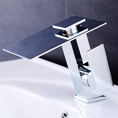 LG Snow Control De Temperatura Cambio De Color LED Creativo Nuevo Outlet Unidad Única Ascensor Cocina Abierta Baño Grifo De Cobre
