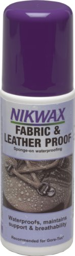 Nikwax - Imperméabilisant Nikwax Cuir, Gore-Tex Et Tissu - Transparent - Unique