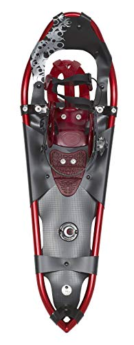 Crescent Moon, Gold 10 Backcountry Snowshoes - Apple Red