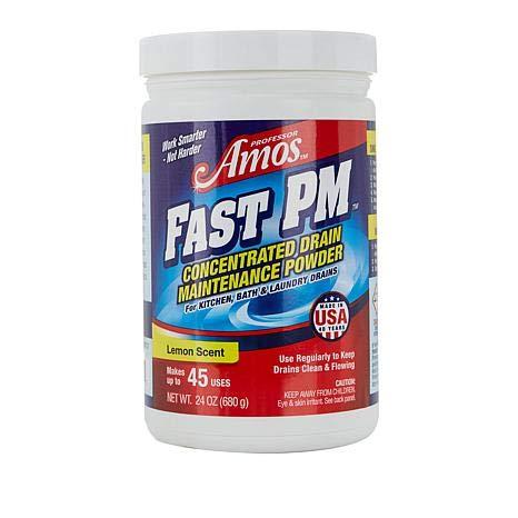 Professor Amos' Fast PM (Preventative Maintenance) Powder 24 oz.