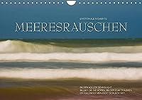 Emotionale Momente: Meeresrauschen / CH-Version (Wandkalender 2022 DIN A4 quer): Bilder vom Meer. Schoen, beruhigend und traeumerisch. (Monatskalender, 14 Seiten )