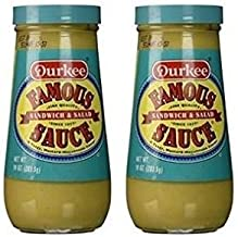Durkee Famous Sandwich and Salad Sauce (2 Pack)