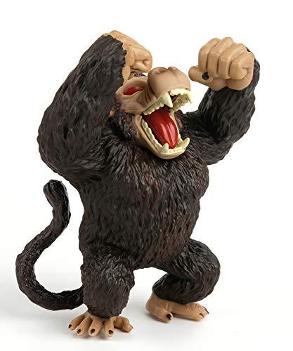 Anime DBZ Actions Figures GK Gorilla Orangutan Goku Figure Statues Figurine Model Doll Collection Birthday Gifts PVC 5 Inch Kakarotto DBZ GT Super Saiyan