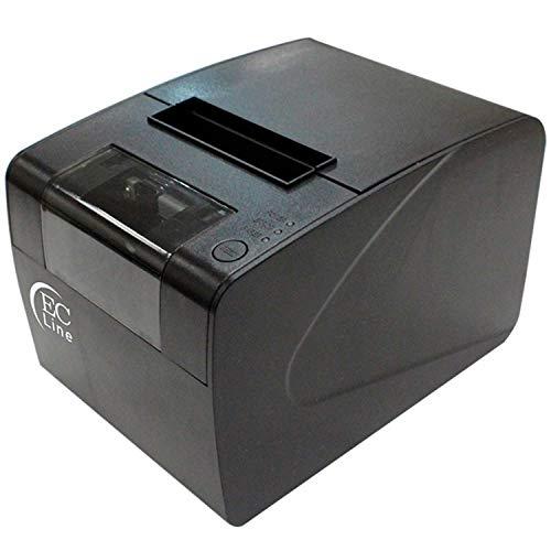 Miniprinter termica ec line ec-pm-80360,serial+usb+ethernet/paralelo,usb opcional,negra...