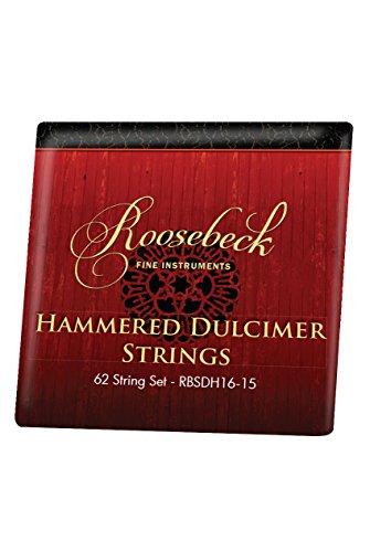 Roosebeck 16/15 Hammered Dulcimer String Set