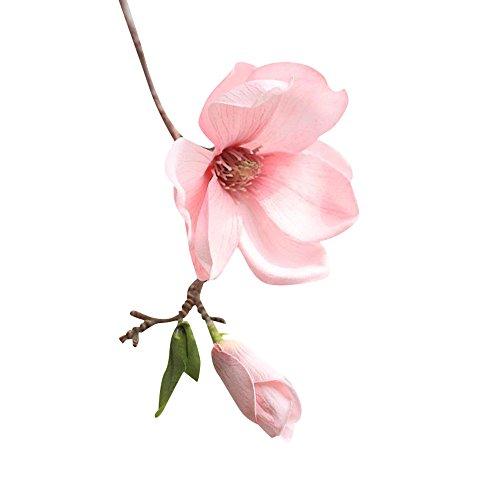VJGOAL geschenk voor moeder, dames en meisjes kunstmatige namaakbloem bladeren mulan bloem bruiloft party bloemenboeket hoofddecoratie