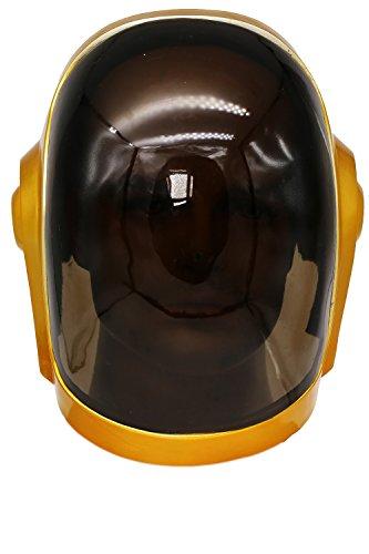 Xcoser Daft Punk Helmet Deluxe Resin Full Head Mask Cosplay Costume Props for Men