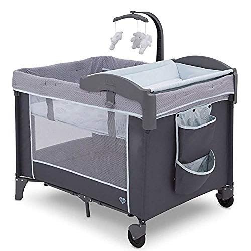 41Kl3LBCmpL - FORSTART Baby Changing Table with Wheels