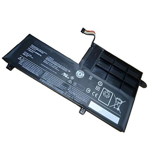 WXKJSHOP Replace L14L3P21 45Wh Battery for LENOVO 510S Edge 2-1580 Flex 3 14-80R30009US 3 1470 3 15 3-1470 3-1480 3-1570 3-1580 3-14-ALEI 3-14-IFI 3-14-ISE L14L3P21 L14M3P21 11.1V