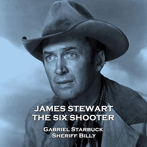 The Six Shooter - Volume 6 audiobook cover art