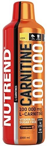 Nutrend CARNILIFE 100000mg - 1000ml la combinación de muy concentrada L-carnitina en una forma efectiva de líquido y la carnitina coenzima Q10, coenzima, sin azúcar
