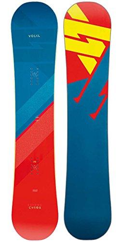 Herren Freestyle Snowboard Völkl Squad Rocker 158