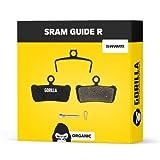 Avid Elixir Pastillas de Freno Trail 7 9 & XO Trail & SRAM Guide R RS RSC Ultimate para Freno de Disco Bicicleta I Orgánico I Durable & Ajuste Pastillas de Freno Bicicleta
