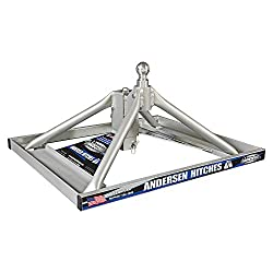 Andersen Hitches Aluminum Ultimate 5th Wheel Connection 2 - Gooseneck Version (3220)