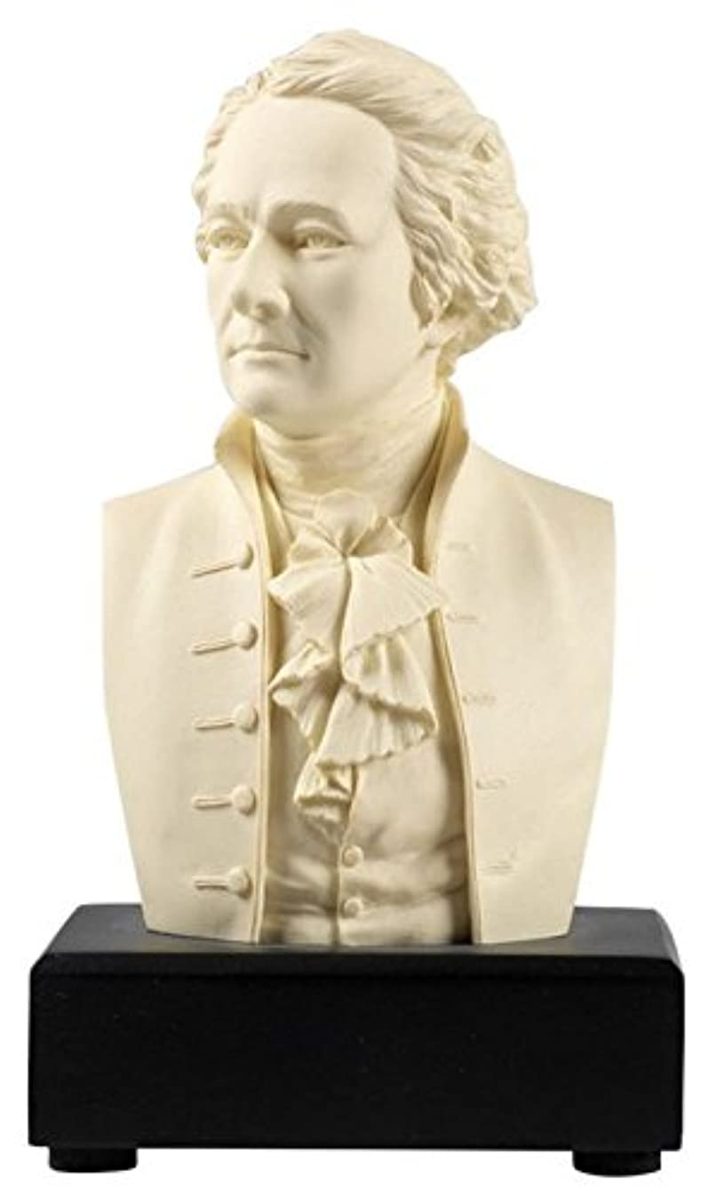 Amazon Exclusive - Alexander Hamilton Bust - Founding Father