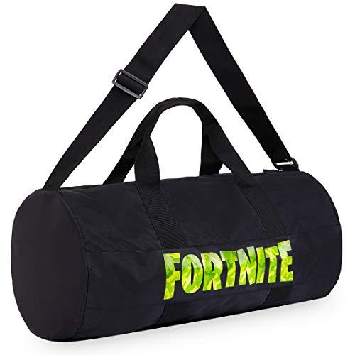 Fortnite Bolsa Deporte, Mochila Niño para Colegio Viajes, Mochila Gimnasio para Niños y Adolescentes, Merchandising Oficial