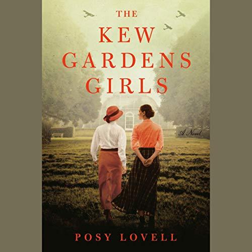 The Kew Gardens Girls audiobook cover art