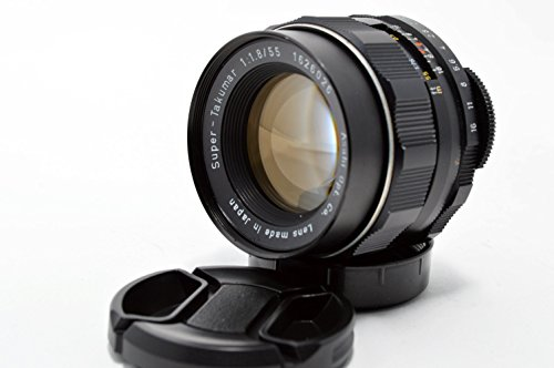 PENTAX Super Takumar 55mm F1.8 F/1.8 M42 Screw Mount MF Lens (S/N:1626026)#55876