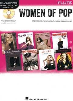 Women of Pop - arrangiert für Querflöte - mit CD [Noten / Sheetmusic] aus der Reihe: INSTRUMENTAL PLAY ALONG