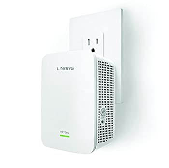 Linksys RE7000 AC1900 Gigabit Range Extender / Wi-Fi Booster / Repeater MU-MIMO  Max Stream RE7000