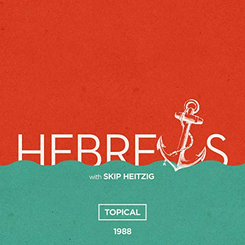 58 Hebrews - Topical - 1988 cover art